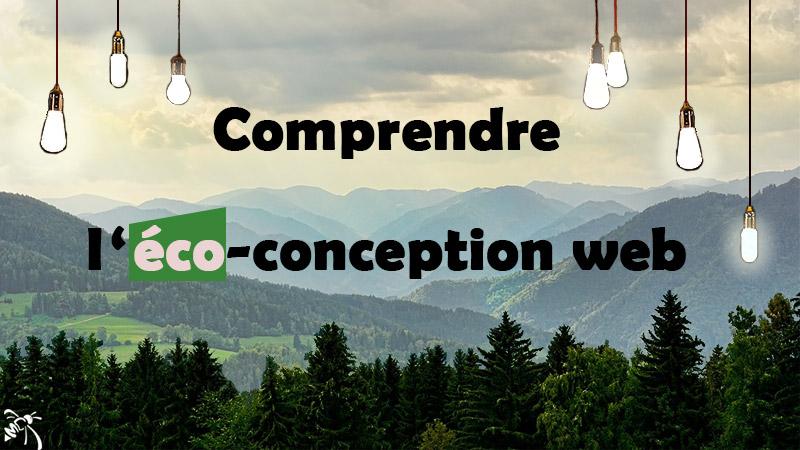 Comprendre l'éco-conception web
